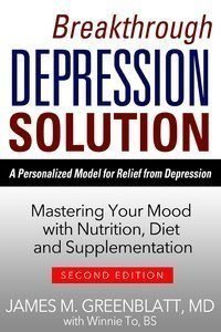 Mateja PetjeHolistic Coaching InternationalNatural Stress Management Breakthrough Depression Solution James M Greenblatt