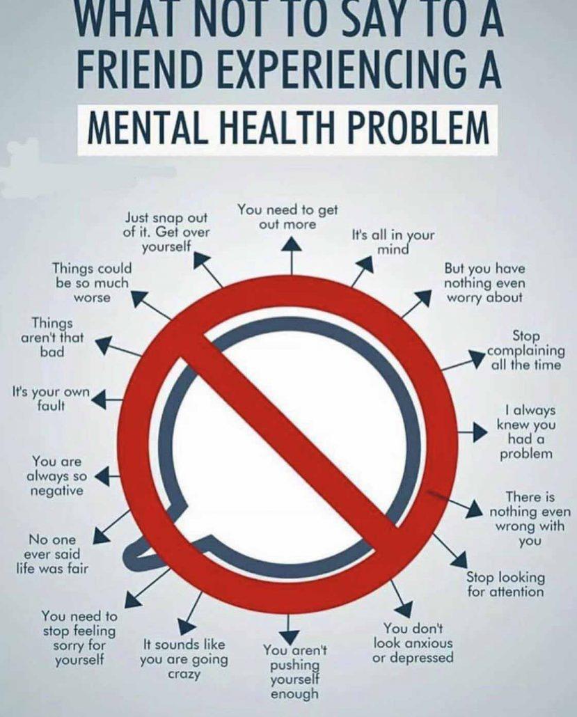 Mateja Petje Mental Health problems image