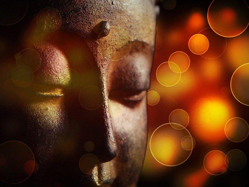 Buddha Love yourself help others